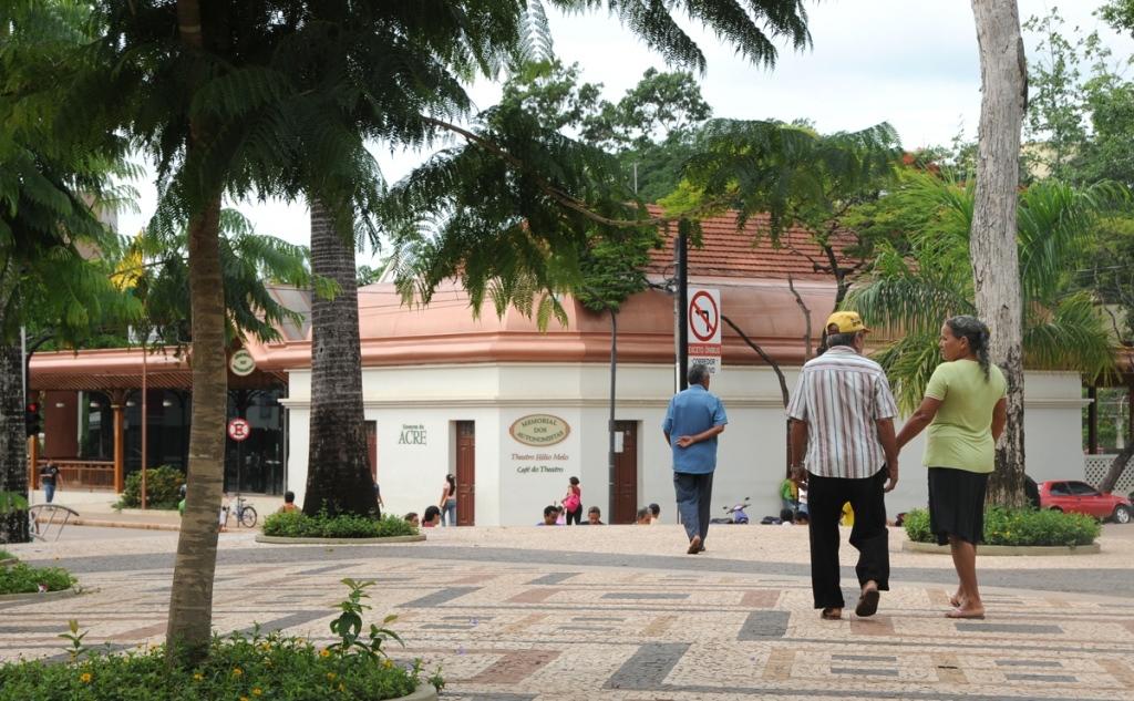 Menu Turismo - SECOM 2